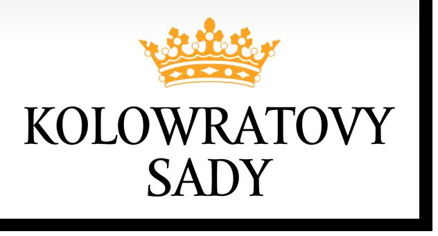 Kolowratovy sady s.r.o.